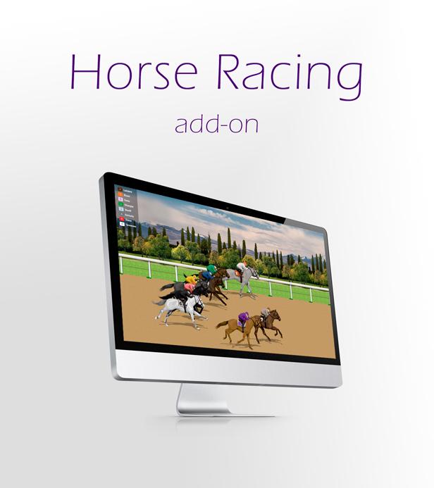 Crypto Casino - Horse Racing