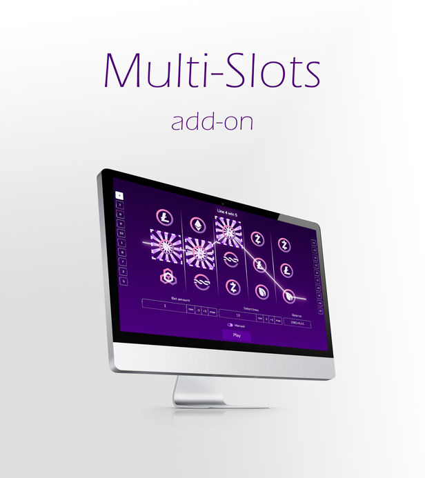 Multi Slots Game Add-on for Crypto Casino Download