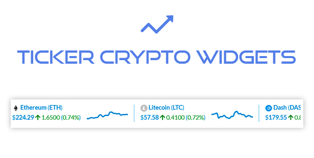 Premium Cryptocurrency Widgets | WordPress Crypto Plugin - 17